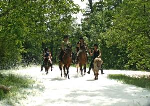 Séjours en Colonie Équitation