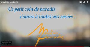 Le clip de présentation du Moulin